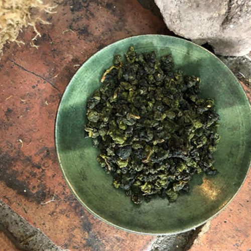 Thés bleus/verts