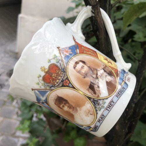 tasse anglaise ancienne