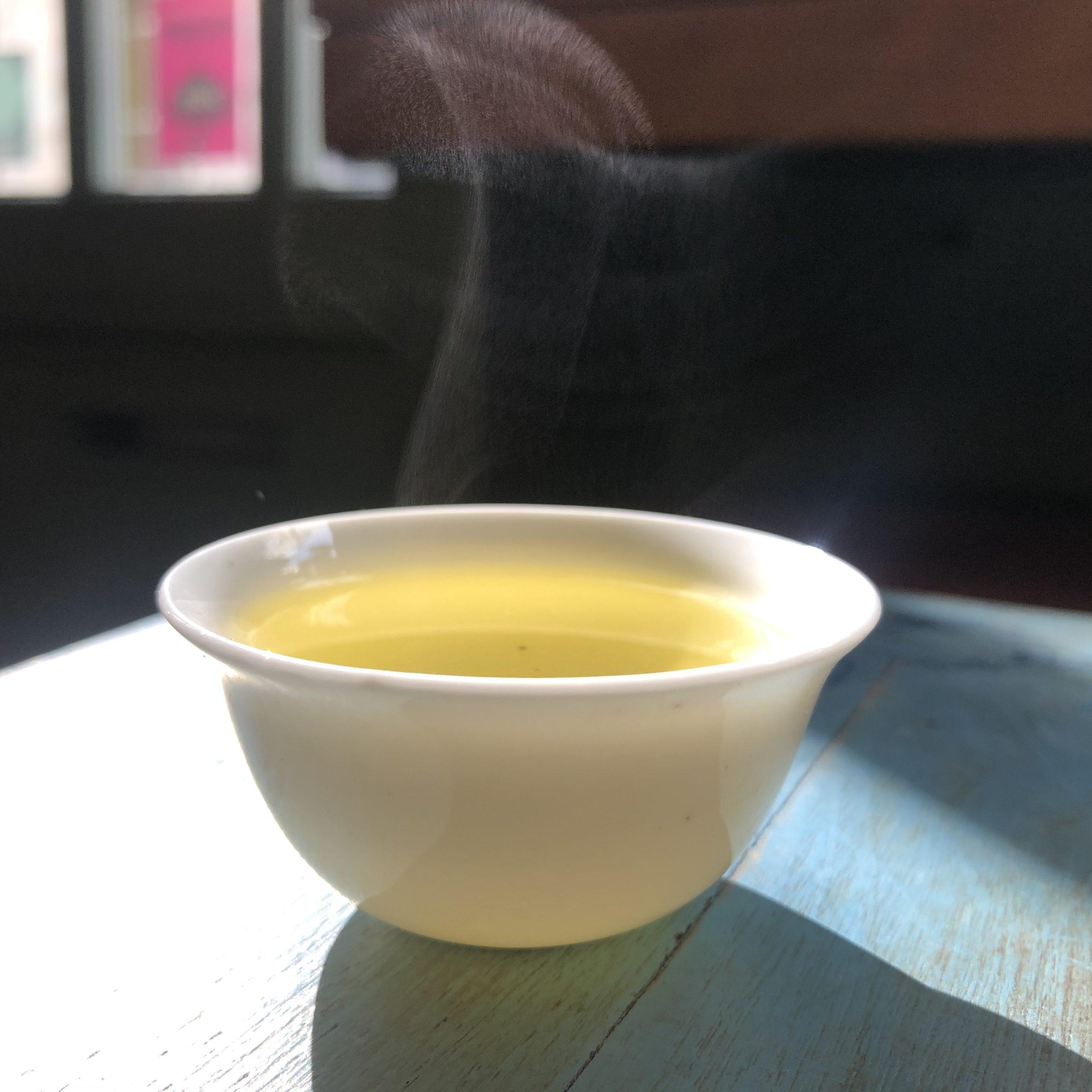 Tasse de Tie Guan Yin Xiao Zhong
