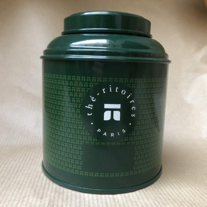 Boîte signature thé-ritoires