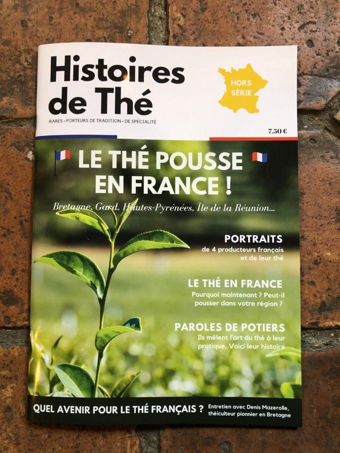 Histoires de thé