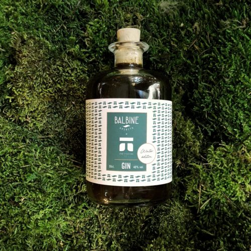 Gin Winter Edition Balbine